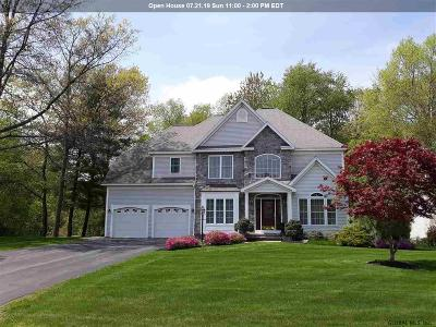 Clifton Park Single Family Home New: 2 Cathywood Ct