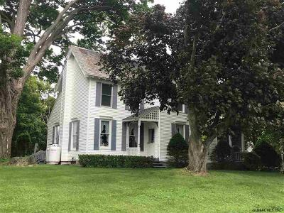 Saratoga County Single Family Home For Sale: 398 Brownell Rd