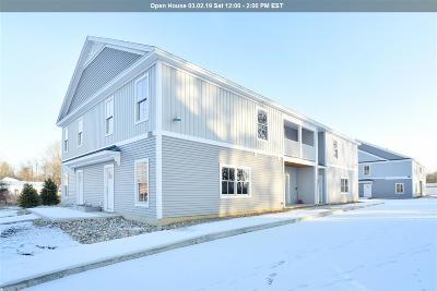 Saratoga Single Family Home For Sale: 166 Jefferson St