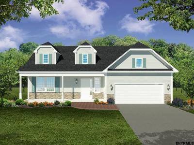 Saratoga County, Warren County Single Family Home For Sale: 11 America Way