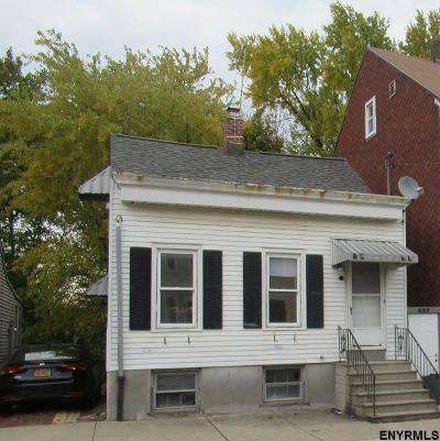 Albany Single Family Home For Sale: 483 Second St