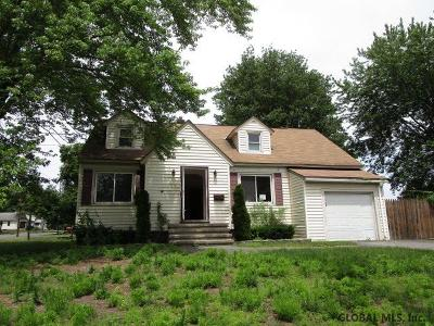 Schenectady Single Family Home For Sale: 2817 Halsey Dr