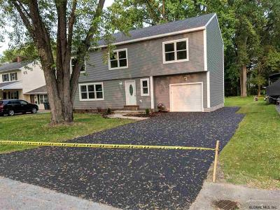 Guilderland Single Family Home Price Change: 3037 Evelyn Dr