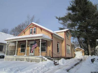 Niskayuna Single Family Home For Sale: 2225 The Plaza