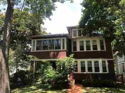 Albany Two Family Home For Sale: 675 Hudson Av