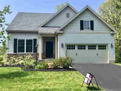 Halfmoon Single Family Home For Sale: 6 Fulton Ct
