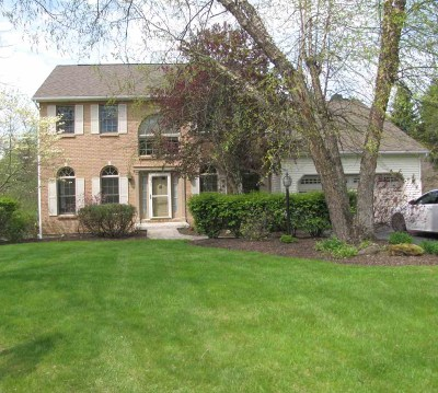 Guilderland Single Family Home For Sale: 406 Pinkster La