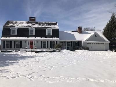 Single Family Home For Sale: 12 Glennon Rd