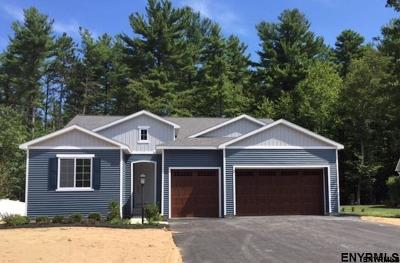 Saratoga County, Warren County Single Family Home For Sale: 20 Clemens Dr