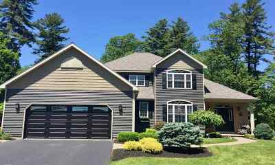 Saratoga County Single Family Home For Sale: 41 Waterview Dr