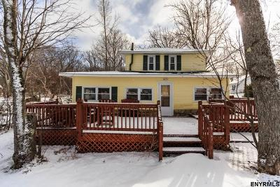 Duanesburg Single Family Home For Sale: 390 S Shore Rd