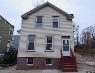 Albany Single Family Home Back On Market: 191 1st St