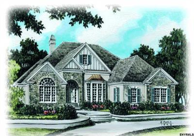 Halfmoon Single Family Home For Sale: 192 Brookwood Rd