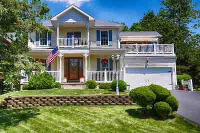 Lake George, Bolton Single Family Home For Sale: 25 Scrimshaw La