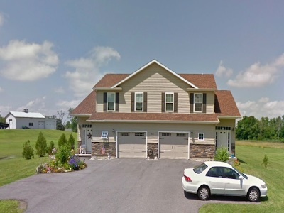 Colonie Two Family Home For Sale: 615 Boght Rd
