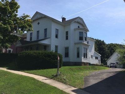 Johnstown Multi Family Home Active-Under Contract: 8 W Montgomery St
