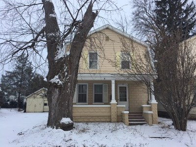 Scotia Single Family Home For Sale: 223 Fourth St