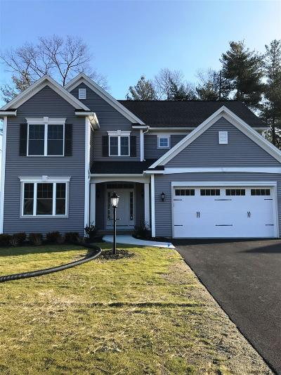 Saratoga County, Warren County Single Family Home For Sale: 19 Greenbrier Way
