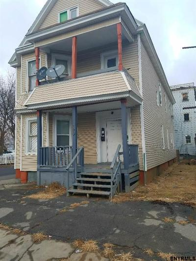 Schenectady Multi Family Home For Sale: 943 Emmet St