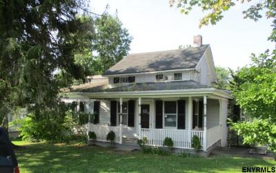 Schoharie County Single Family Home For Sale: 129 Church St