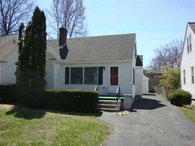 Niskayuna Single Family Home For Sale: 2312 Almeria Rd