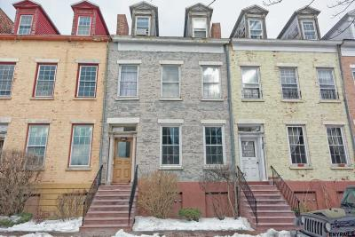 Albany Single Family Home For Sale: 56 Westerlo St #25-2nd F