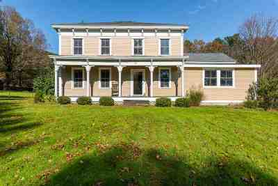 Chatham Single Family Home For Sale: 76 Albany Turnpike