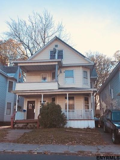 Schenectady Multi Family Home Back On Market: 410 Brandywine Av