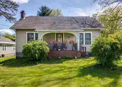 Albany County Single Family Home For Sale: 2328 Troy Schenectady Rd