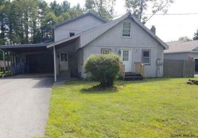 Saratoga County Single Family Home For Sale: 200 Reservoir Rd Ext