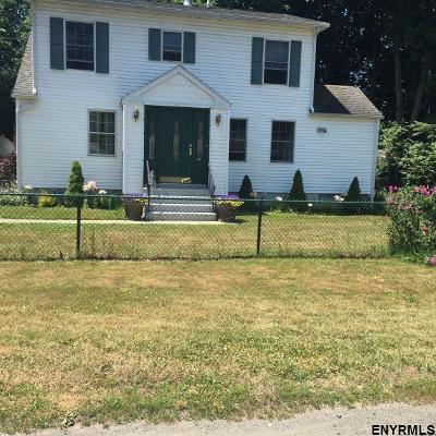 North Greenbush Single Family Home For Sale: 136 Marion Av