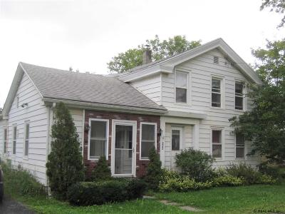 Schoharie County Single Family Home For Sale: 111 Factory St