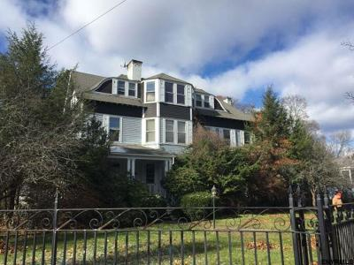 Saratoga Single Family Home Back On Market: 181 Phila St