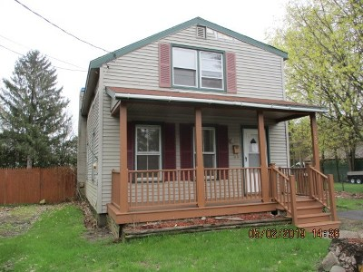 Ballston Spa, Round Lake Single Family Home For Sale: 135 Ballston Av