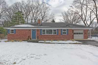 Single Family Home For Sale: 7 Marville Dr
