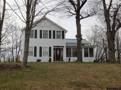 Greene County Single Family Home For Sale: 1878 River Rd