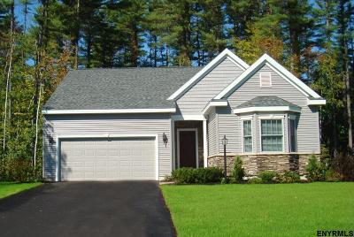 South Glens Falls Single Family Home For Sale: 8 Wedgewood Dr