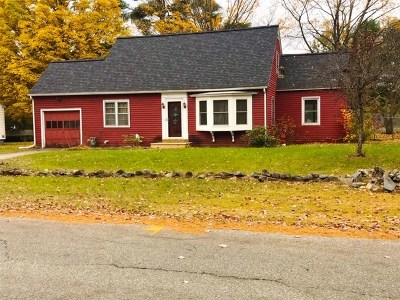 South Glens Falls Single Family Home Back On Market: 36 Woodlawn Av