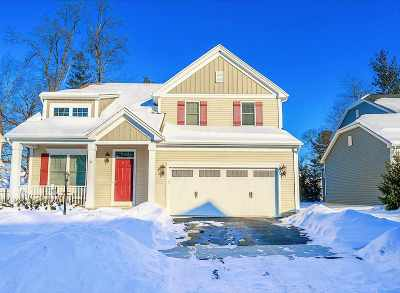 Saratoga Springs Single Family Home Active-Under Contract: 8 Maria La