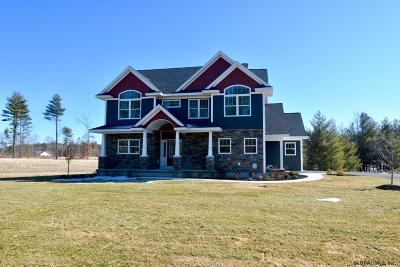 Saratoga County, Warren County Single Family Home For Sale: 10 Catalina Dr
