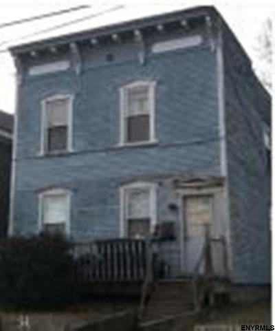 Rensselaer County Single Family Home Price Change: 78 Elm St