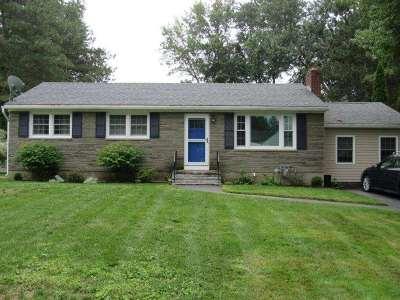 Glen Single Family Home Price Change: 4 Wilson Dr