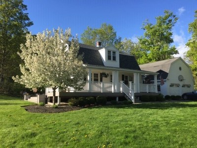 Duanesburg Single Family Home Price Change: 1092 Thousand Acres Rd