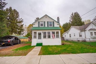 Saratoga Springs Single Family Home For Sale: 13 Congress Av