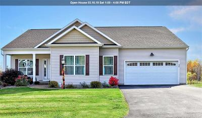 Mechanicville, Stillwater Single Family Home For Sale: 53 Morgan Ct