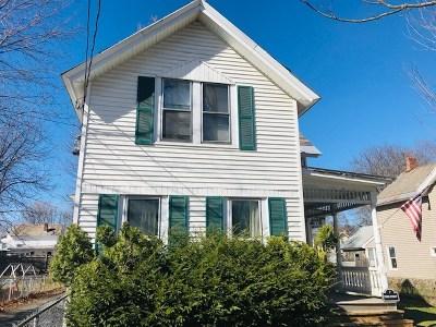Glens Falls Single Family Home For Sale: 7 Third St