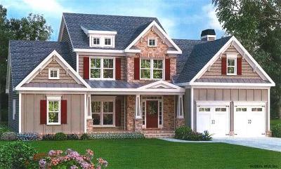 Saratoga County Single Family Home For Sale: 10 Arlington Cir