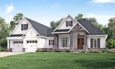 Saratoga County Single Family Home For Sale: #4 Fieldstone Way