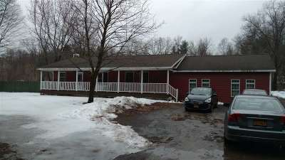 Albany, Amsterdam, Cohoes, Glens Falls, Gloversville, Hudson, Johnstown, Mechanicville, Rensselaer, Saratoga Springs, Schenectady, Troy, Watervliet Single Family Home For Sale: 54 Tabor Rd