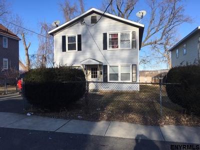 Albany Two Family Home For Sale: 767 Livingston Av